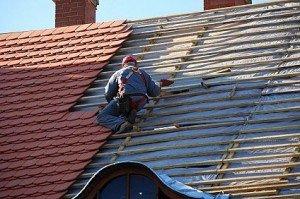Zelf dakpannen vervangen