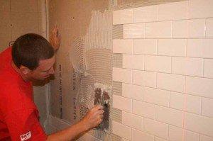 Badkamer tegelen kosten direct duidelijk met een offerte