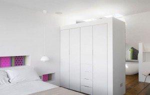 Scheidingswand Voor Slaapkamer : Wandje plaatsen op zolder u2013 materialen voor constructie