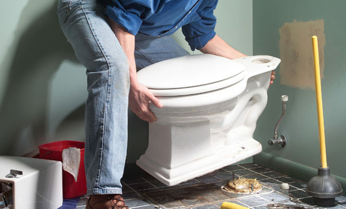 Toilet plaatsen stappenplan en offertes