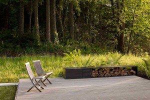 houten terras prijs